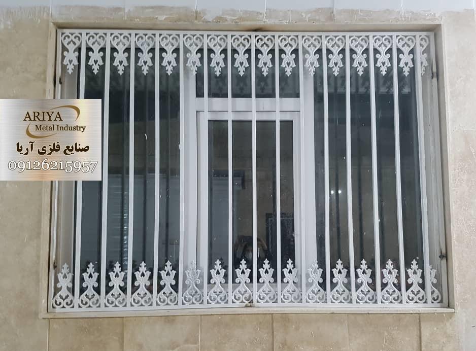 حفاظ پنجره فرفورژه جدید